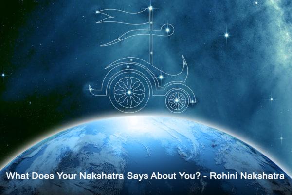 Mapped to Rohini Nakshatra