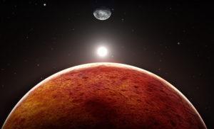 Kuja - Mars