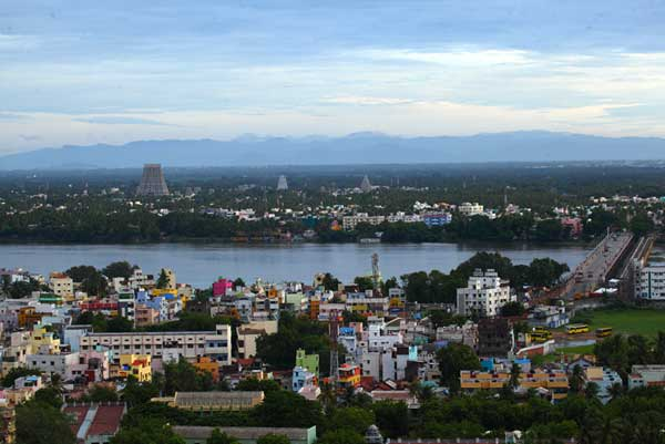 Ranganathaswamy Temple's serene view