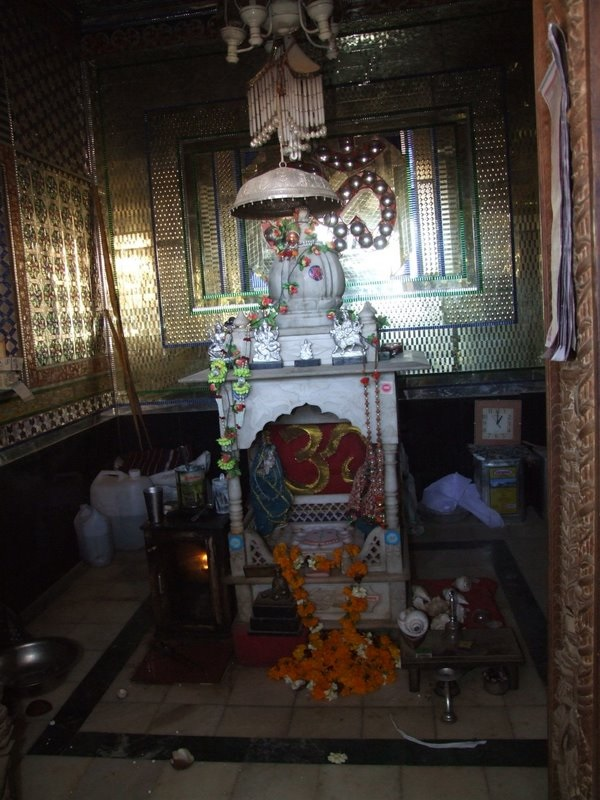 Shri Chatur Das Ji idol in Butati Dham