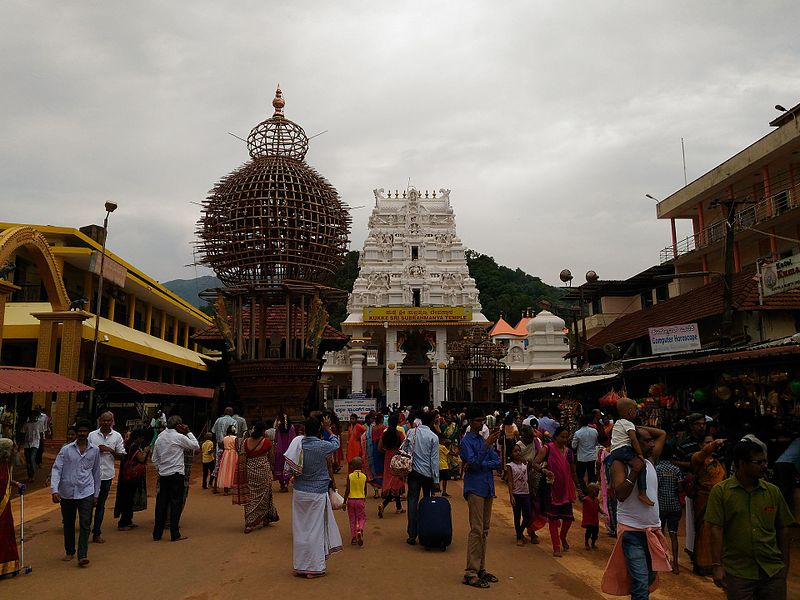 Devotees flock to Kukke Subramanya Temple
