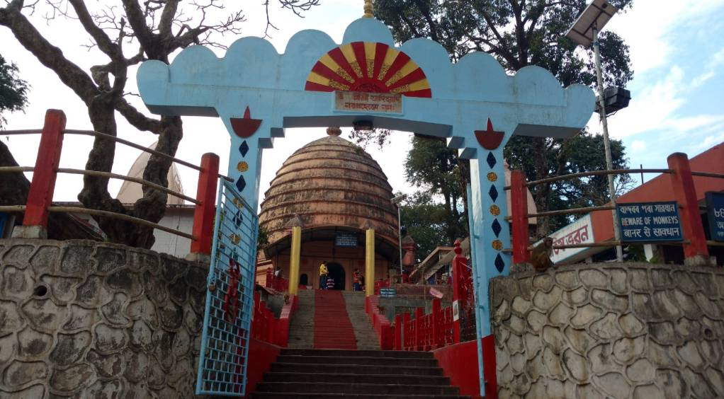 Navagraha temple in Assam