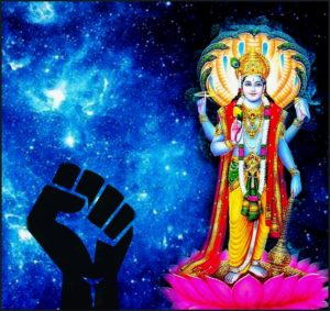 Names of Vishnu Hasta