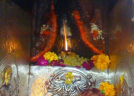 Jwala Ji temple's eternal flame