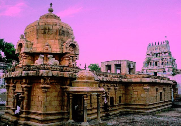Tanjavur's Karkadeswarar Temple