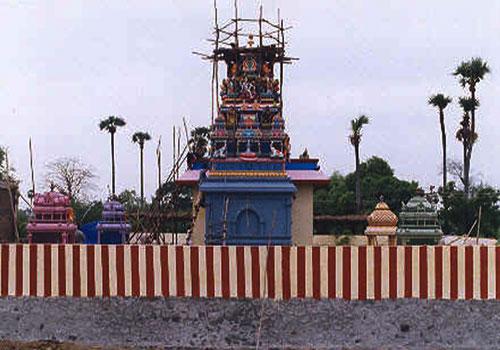Vandalur's Lakshmi Kuberar Temple
