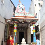 Visa Hanuman Temple entrance