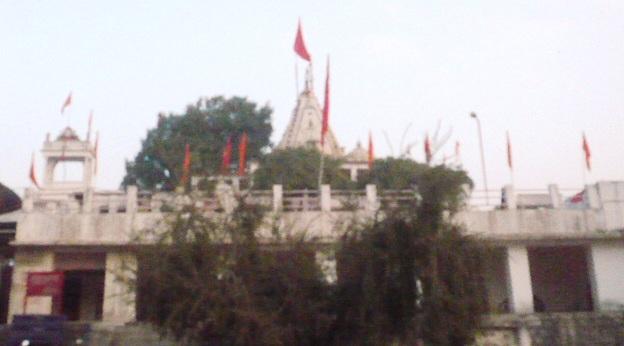 Shri Mangalnath temple Ujjain Madhya Pradesh