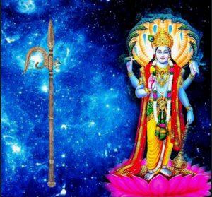 Image of Vishnu