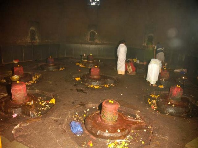The Navagraha Lingams