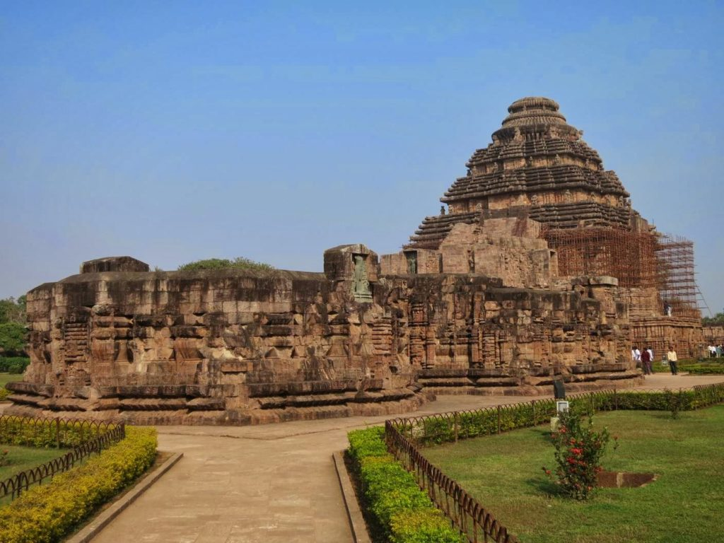 The Sun Temple Konark, Odisha