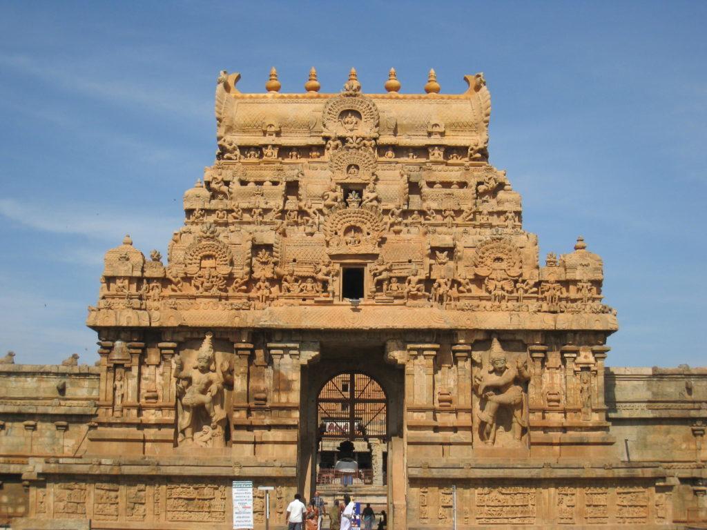 Tamil Nadu's Brihadeeswarar Temple