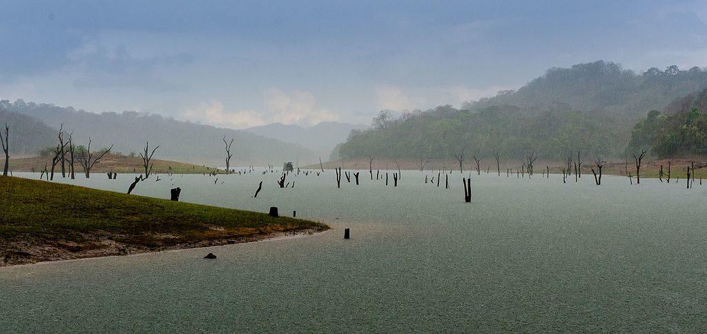 Periyar River in Kerala