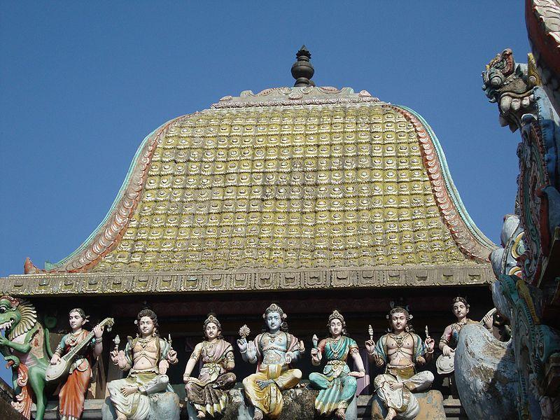 The deities at the vaitheeswaran koil