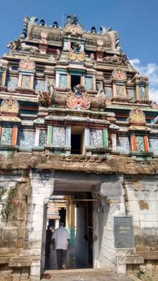 Kalyanasundareswarar Temple Gopuram