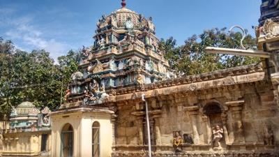 Nagapattinam's Kalyanasundareswarar Temple