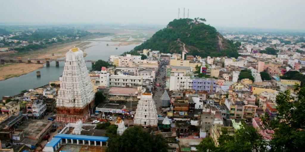 Kalahasti temple in Andhra Pradesh