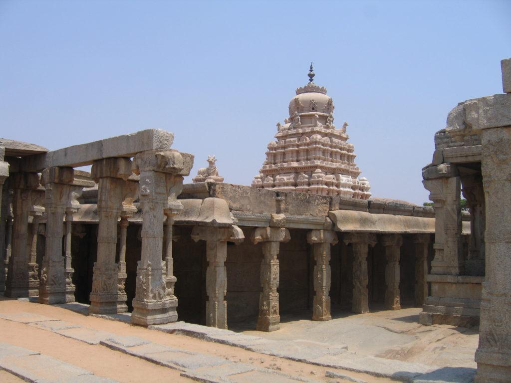 Veerabhadra Temple Complex's Mandapa