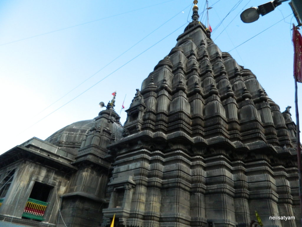 Vishnupad Mandir's Kalash in Bihar
