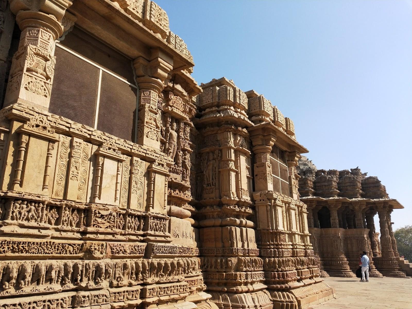 Temple Image of Modhera