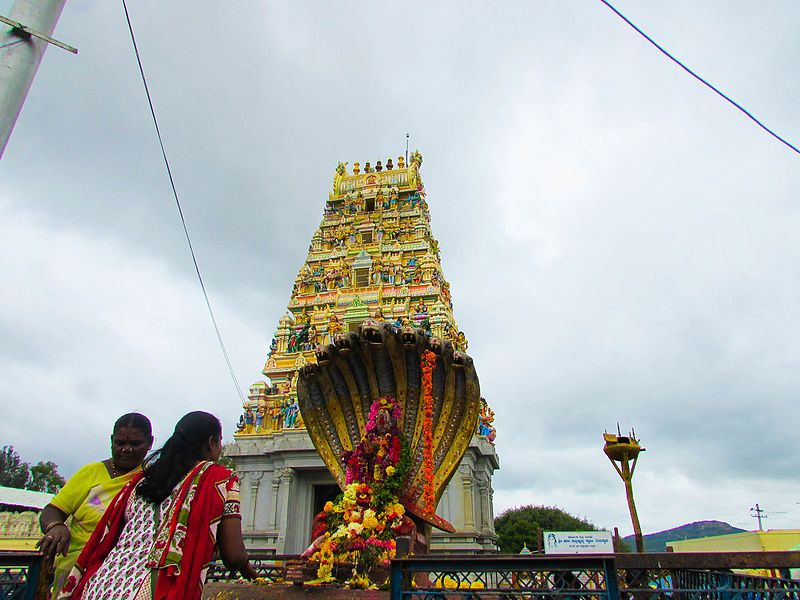 Subramanya swamy temple's deity