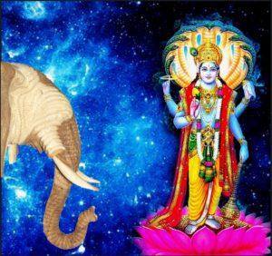 Uttarashada Vishnu names from 764-795