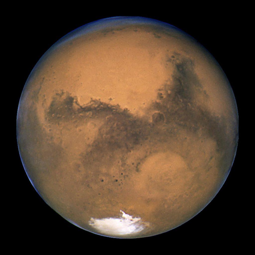 Mars in Jothishi
