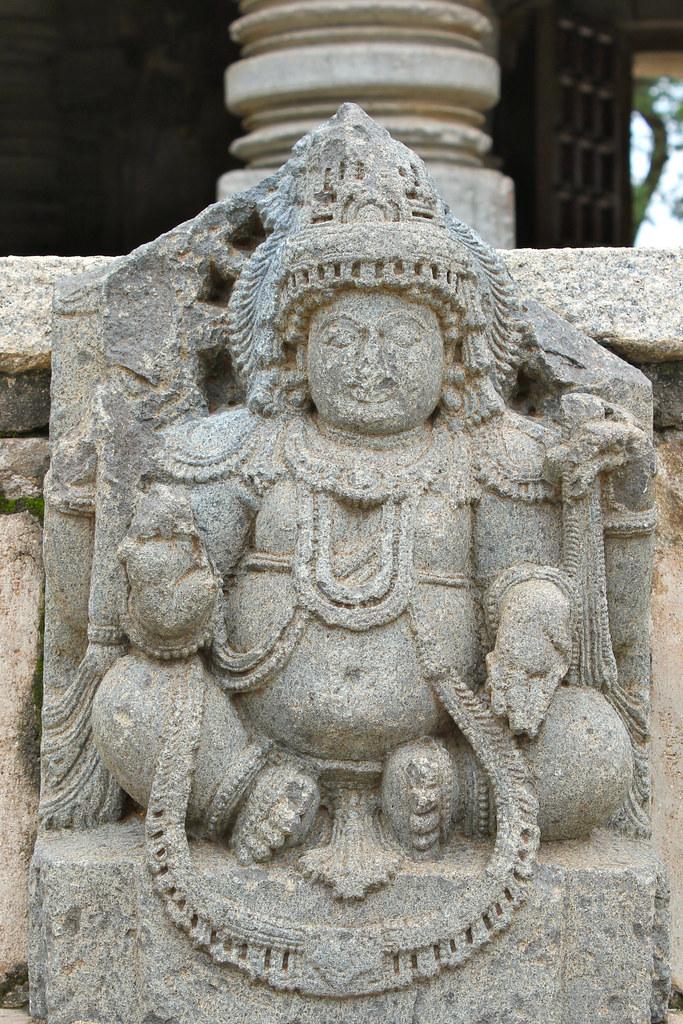 Lord Kubera's idol