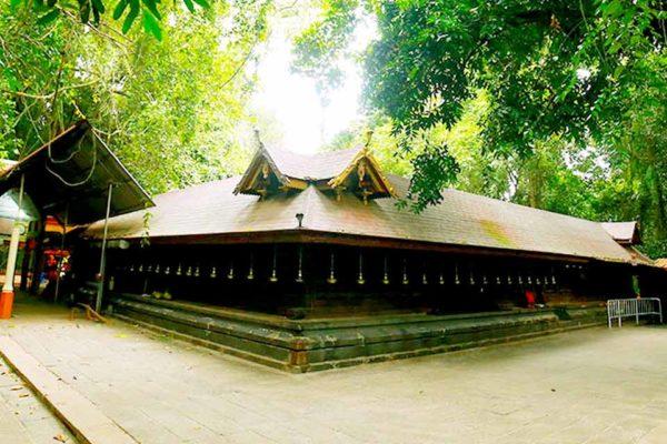 Kerala's Mannarasala Temple