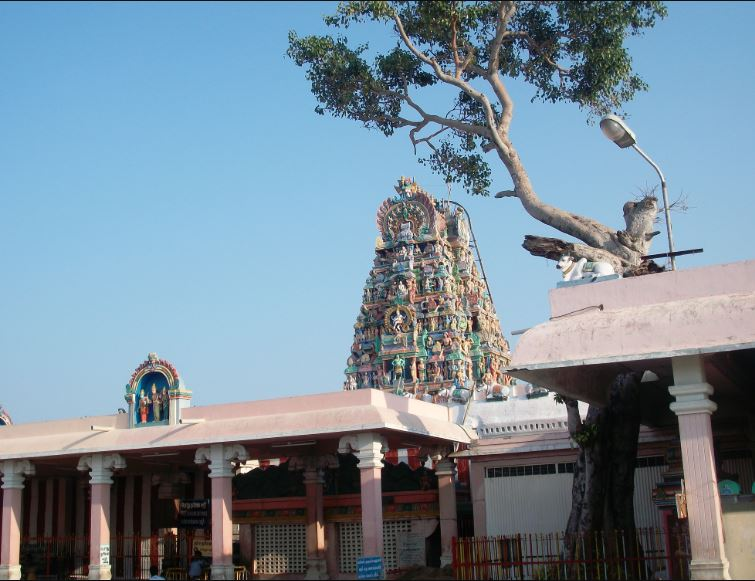 Palani Murugan Temple in Tamil Nadu