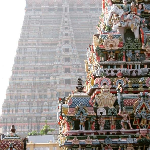 Ranganathaswamy Temple in Tamil Nadu