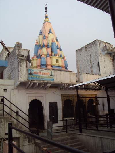 Shanishchara Temple in Madhya Pradesh