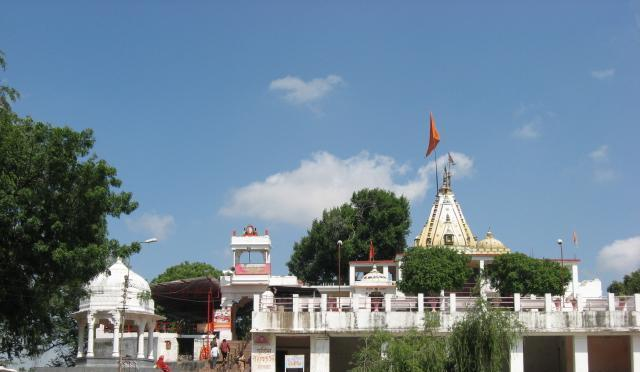 Shri Mangalnath Temple in Ujjain