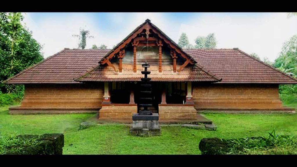 Panoramic view of Mridanga Saileswari temple