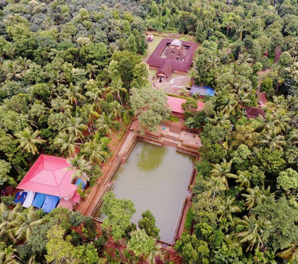 Kerala's Mridanga Saileswari temple