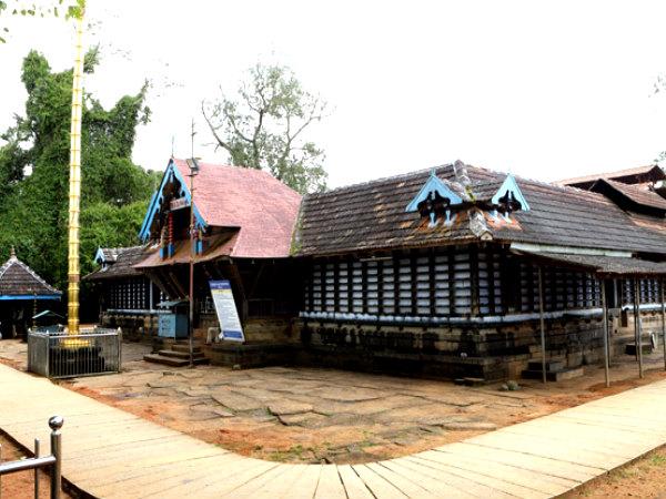 Thirumandhamkunnu Temple in Kerala