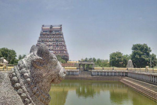 Thillai Nataraja Temple in Tamil Nadu