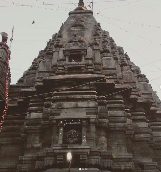 Vishnupad Mandir in Gaya