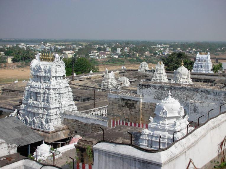 Kalahasti Temple in Tirupati