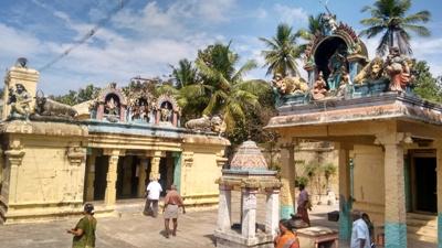 Kalyana Sundaresvarar temple in Tamil Nadu