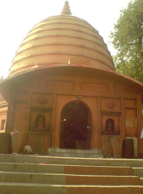 Navgraha temple in Assam