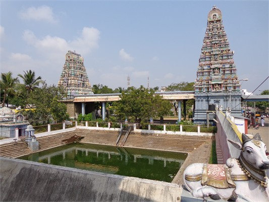 Marundeeswarar Temple in all its glory
