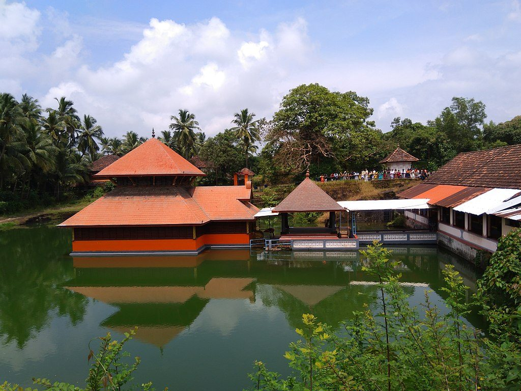 Ananthapura Lake Temple in Kerala