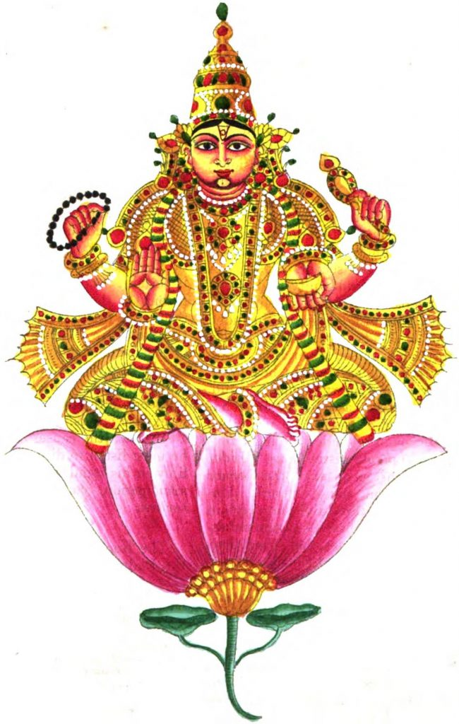 Brihaspati mantras are dedicated to Lord Brihaspati