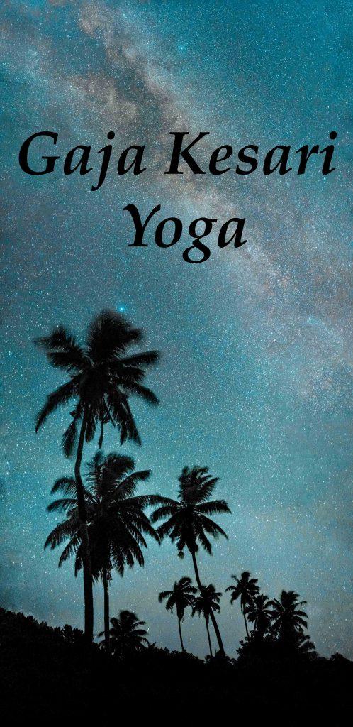 Gaja Kesari Yoga