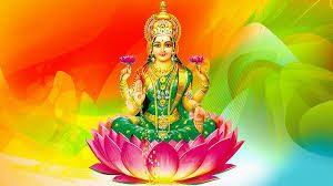 Image of Goddess Lakshmi