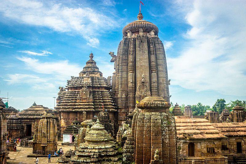Lingaraj temple complex