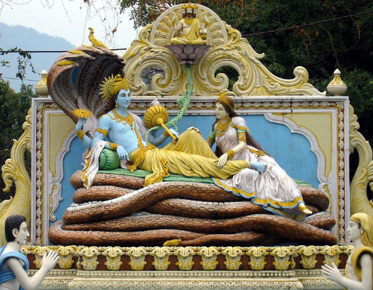 Lord Sudharshana is a manifestation of Lord Vishnu and the Maha Sudarshana Mantra is dedicated to him