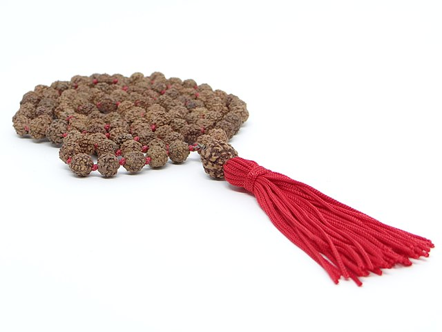 Maha Mrityunjaya Mantra - Rudraksha
