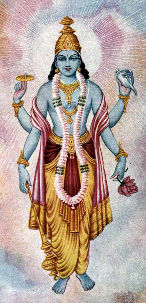 Vaikunta Ekadashi is dedicated to Lord Vishnu